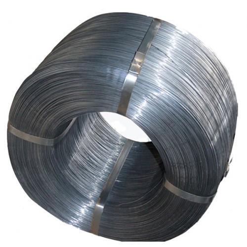 Проволока стальная низкоуглеродистая ГОСТ 3282-74, ТН, оцинкованная, 5.0мм оптом